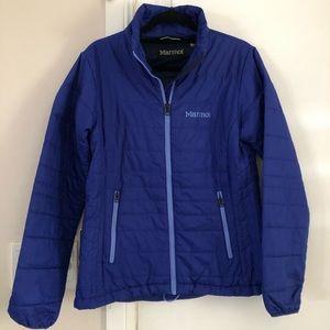 Marmot puffer jacket size small - winter warm
